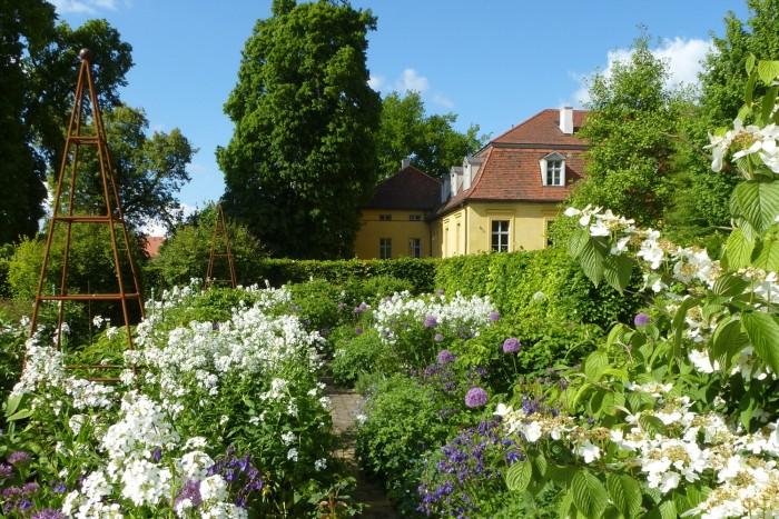 Schloss Klessen Cafe