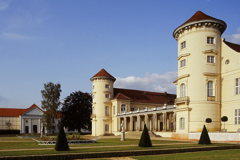 Rheinsberg Schloss Kle 223 En Das Herrenhaus Im Havelland